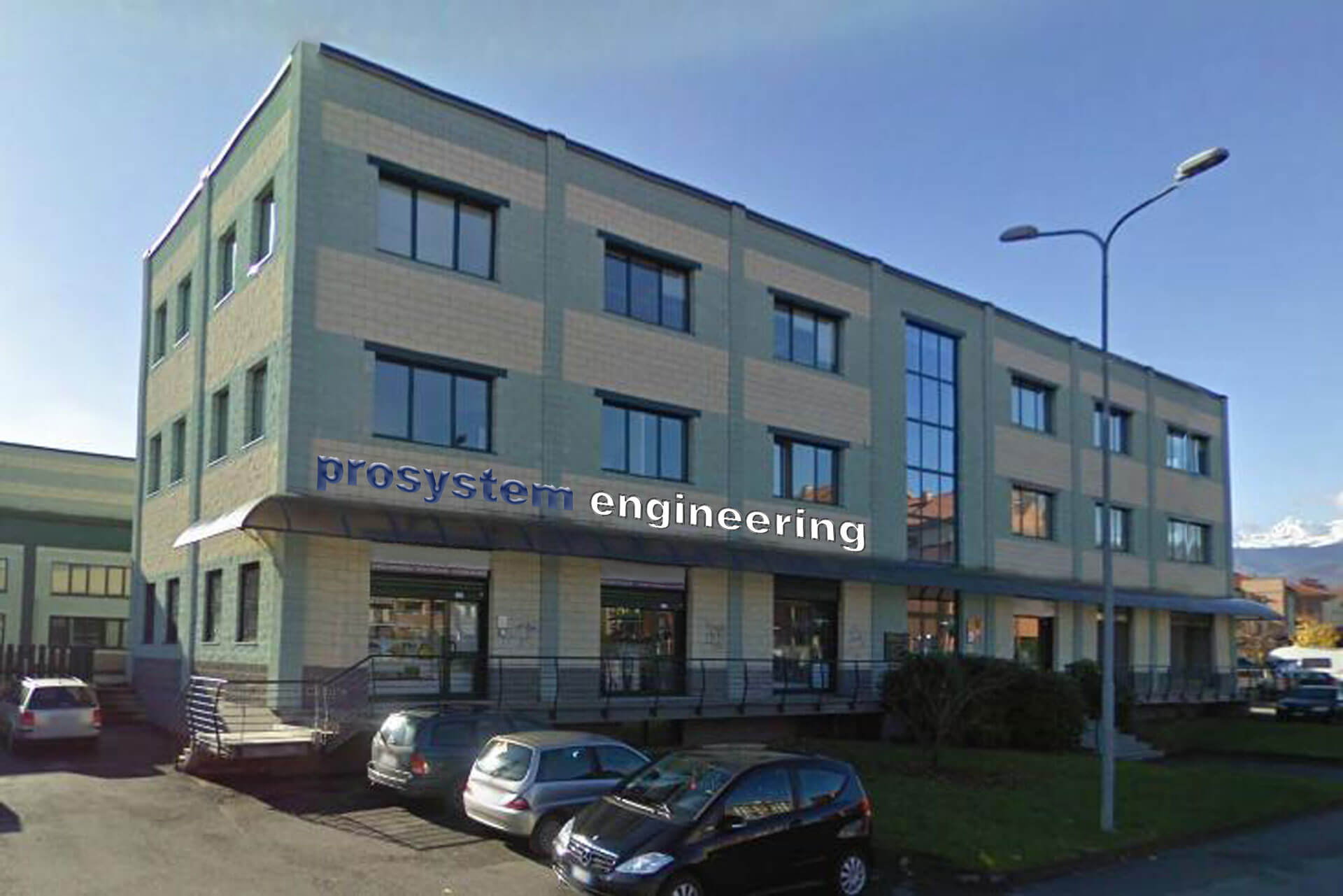 Uffici Prosystem Engineering